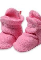 Zutano Fleece Bootie Hot Pink