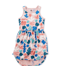 Tea Collection Coral Zephyr Dress 3T