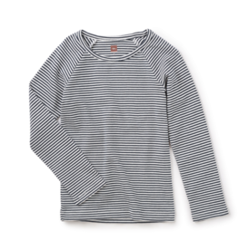 Tea Collection Striped Purity Tee Heritage  8