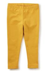 Solid Baby Leggings Golden Yellow Tip Toes