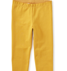 Tea Collection Solid Leggings Golden Yellow 8, 10