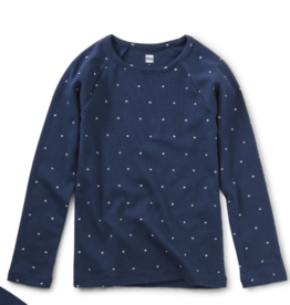 Tea Collection Dot Purity Tee 3T, 4T