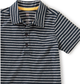 Tea Collection Striped Polo Heritage 8-12