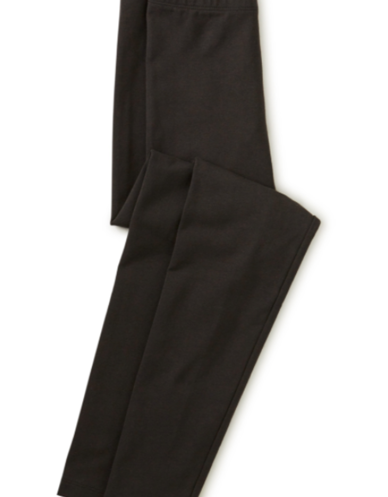 Tea Collection Solid Leggings Jet Black