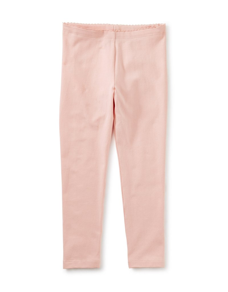 Tea Collection Solid Leggings Cherry Blossom