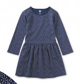 Tea Collection Skirted Staple Dress  5-7