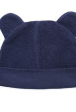 Zutano Fleece Hat Navy