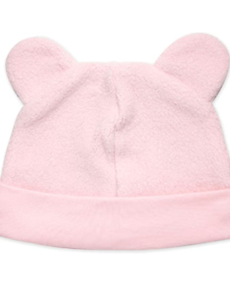 Zutano Fleece Hat Pink