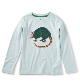 Tea Collection Desert Armadillo Graphic Tee 4T