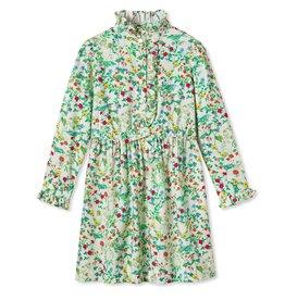 Classic Prep Sadie Shirtdress Fall Floral 5-12