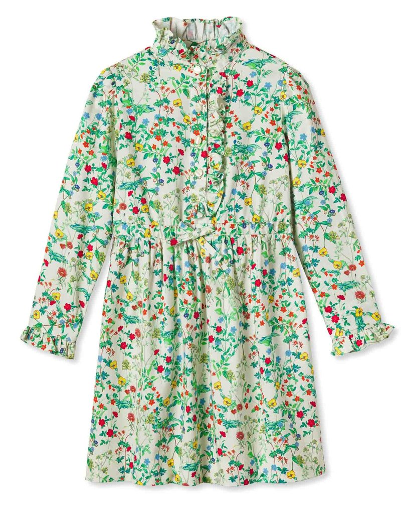 Classic Prep Sadie Shirtdress Fall Floral