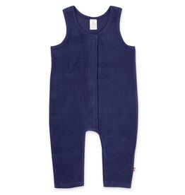 Zutano Cozie Fleece Overall 3M, 6M