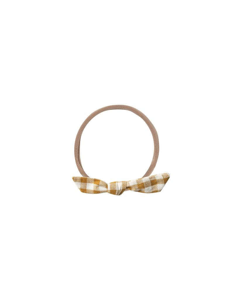 Rylee & Cru Knot Headband Goldenrod