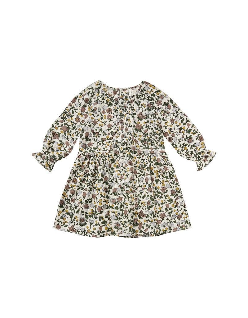Rylee & Cru Enchanted Garden Sadie Dress 4/5-12/14