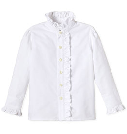 Classic Prep Ginny Ruffle Button Front 3T-12
