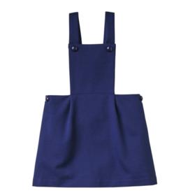 Classic Prep Katie Pinafore Dress Navy