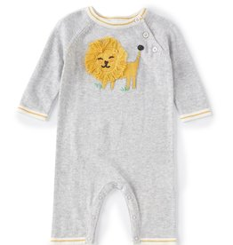 Angel Dear Lion King Coverall 0/3M-6/12M