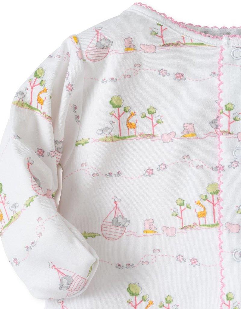 Kissy Kissy Noah's Print Conv. Gown Pink