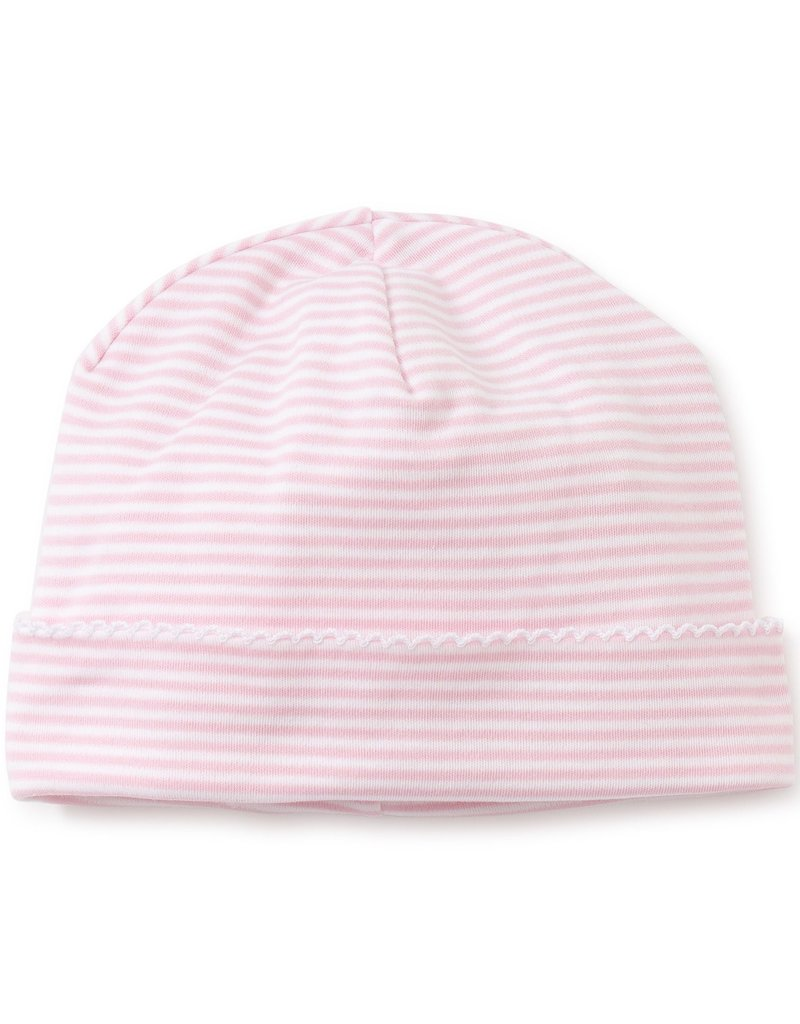 Kissy Kissy Stripes Hat Pink