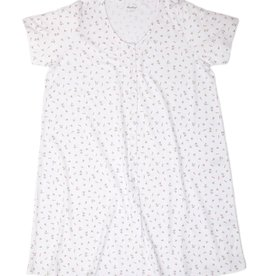 Kissy Kissy Garden Print Nightgown Lg