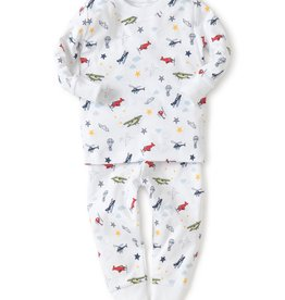 Kissy Kissy Aviators Pj Set 6