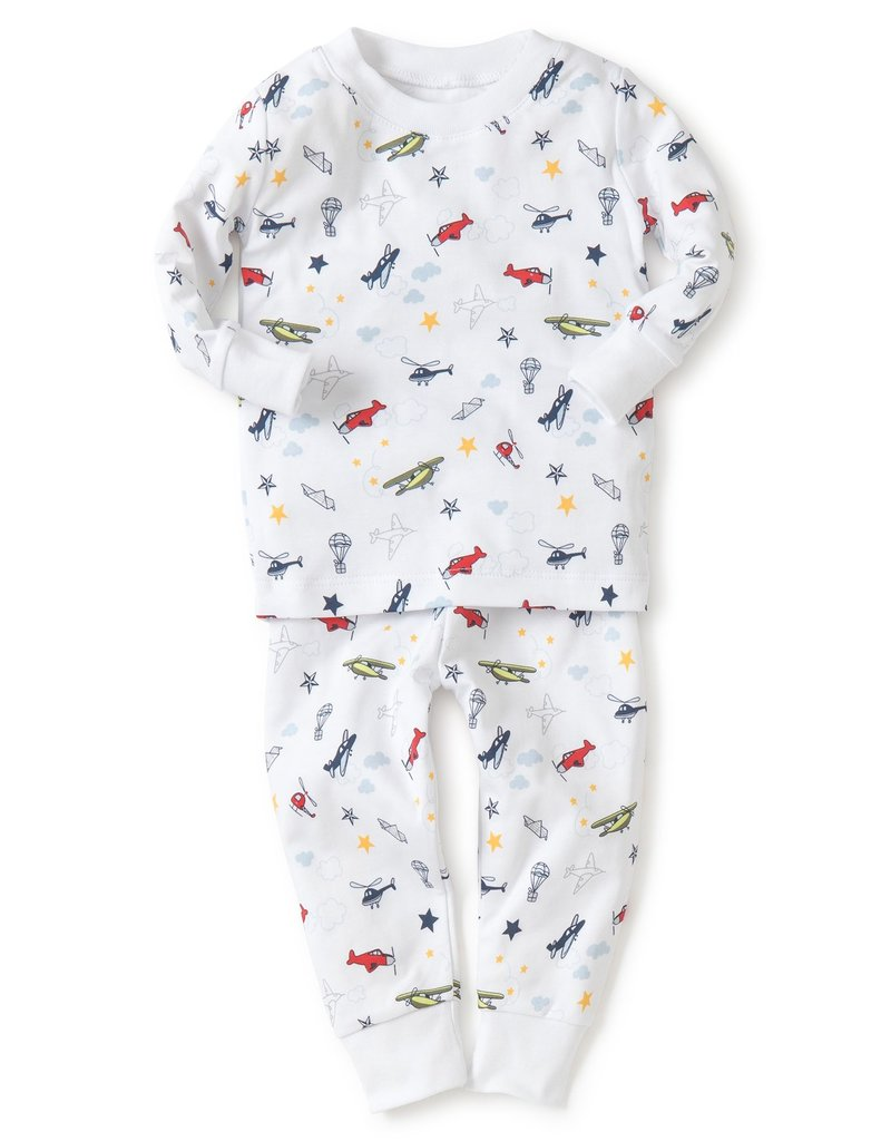 Kissy Kissy Aviators Pj Set