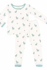 Kyte Baby Printed Pajama Set Alpaca