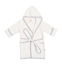 Kyte Baby Bath Robe w/Storm Trim 6/18M, 18/36M