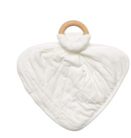 Kyte Baby Lovey in Cloud Teething Ring