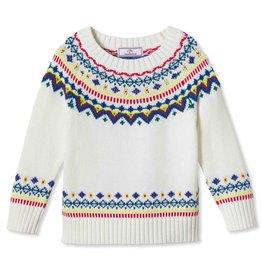 Classic Prep Riley Adirondack Fair Isle Sweater 2T-12