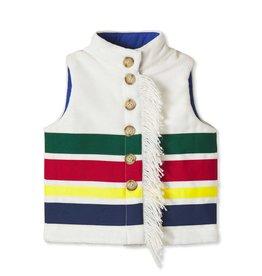 Classic Prep Adirondack Stripe Vest XS(2/3)-Med.(6/7)