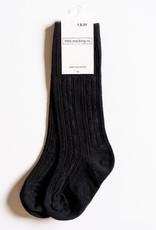 Little Stocking Co. Knee High Socks Black