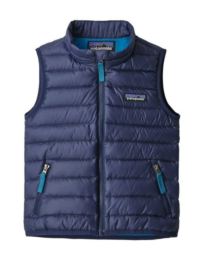 Patagonia Down Sweater Vest Classic Navy 3/6M-5T