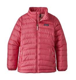 Patagonia Down Sweater Range Pink 6M-5T