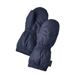 Patagonia Baby Puff Mitts New Navy