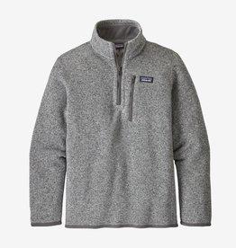 Patagonia Better Sweater 1/4 Zip Stonewash