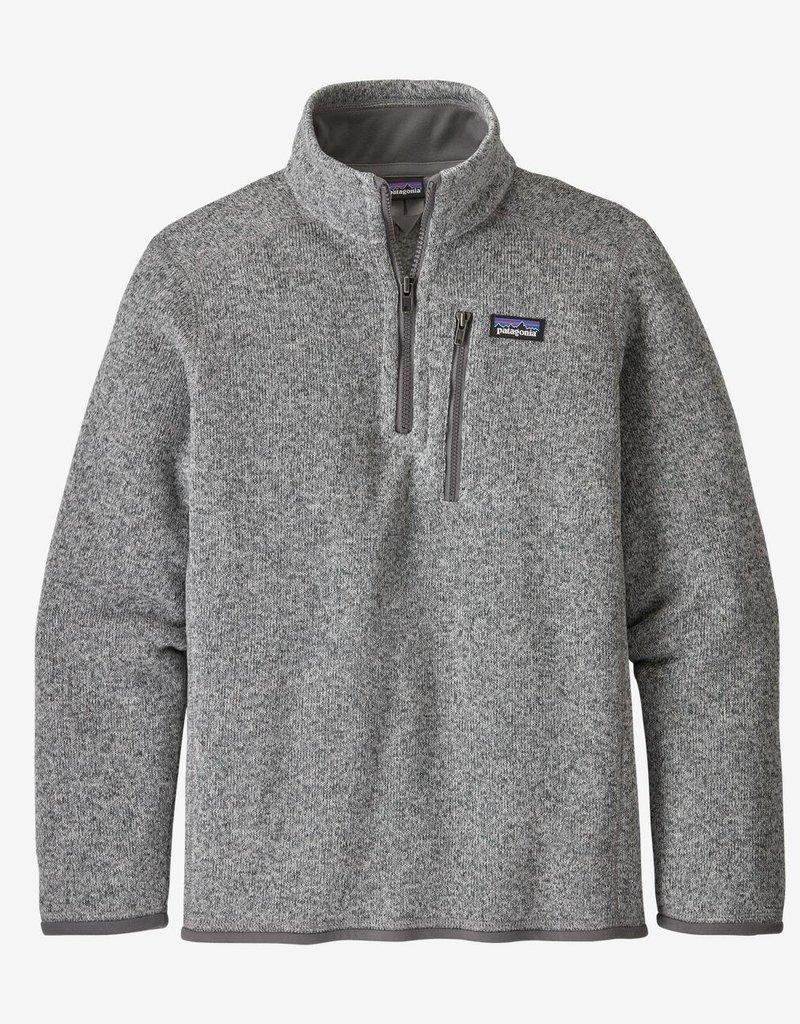 Patagonia Better Sweater 1/4 Zip STH Stonewash XS(5/6)-XL(14)