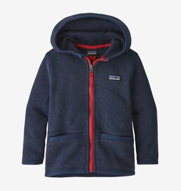 Patagonia Better Sweater Jacket New Navy 3/6M-4T