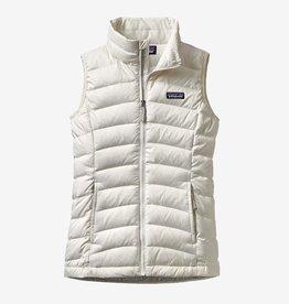 Patagonia Down Sweater Vest Birch White