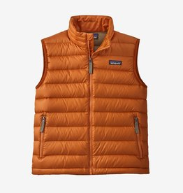 Patagonia Down Sweater Vest Desert Orange XS(5/7), XL(14)