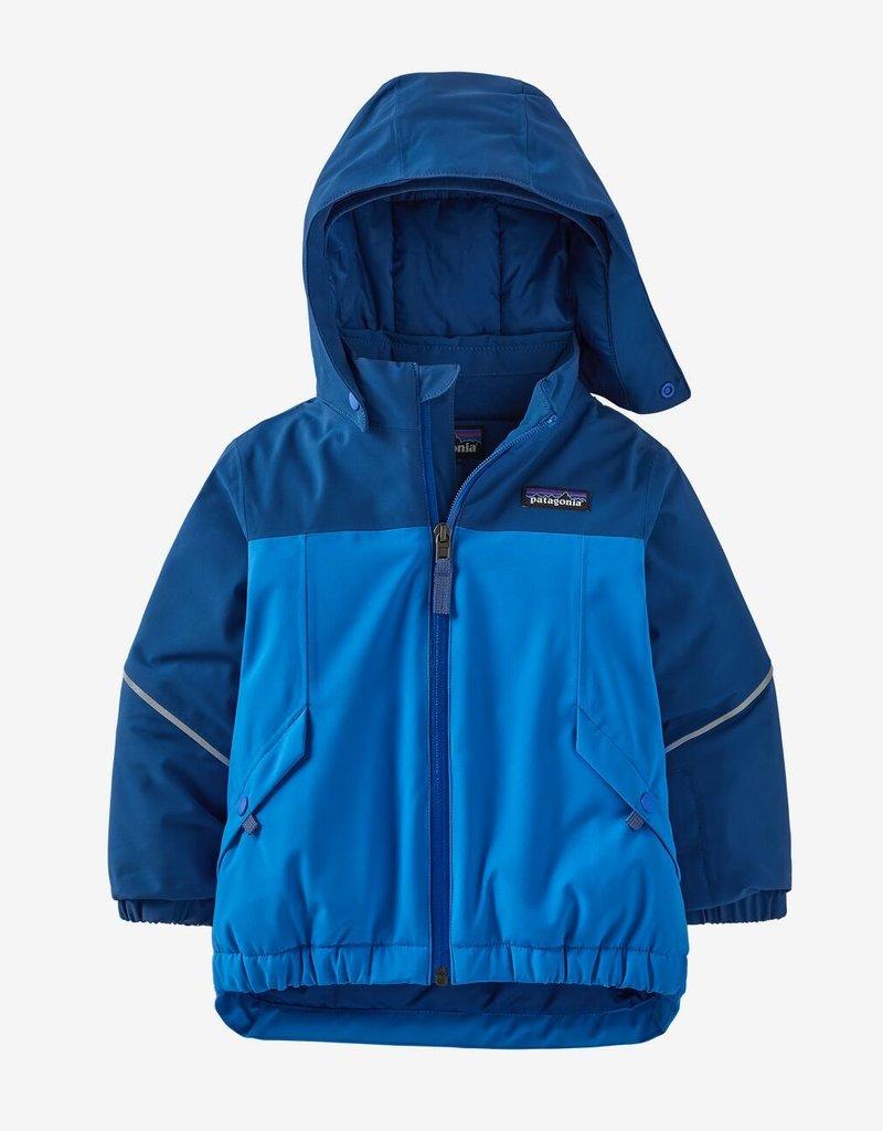 Patagonia Snow Pile Jacket Bayou Blue 2T-5T