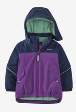 Patagonia Snow Pile Jacket Purple 2T-5T