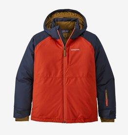 Patagonia Snowshot Jacket Hot Ember XS(5/6)-XL(14)