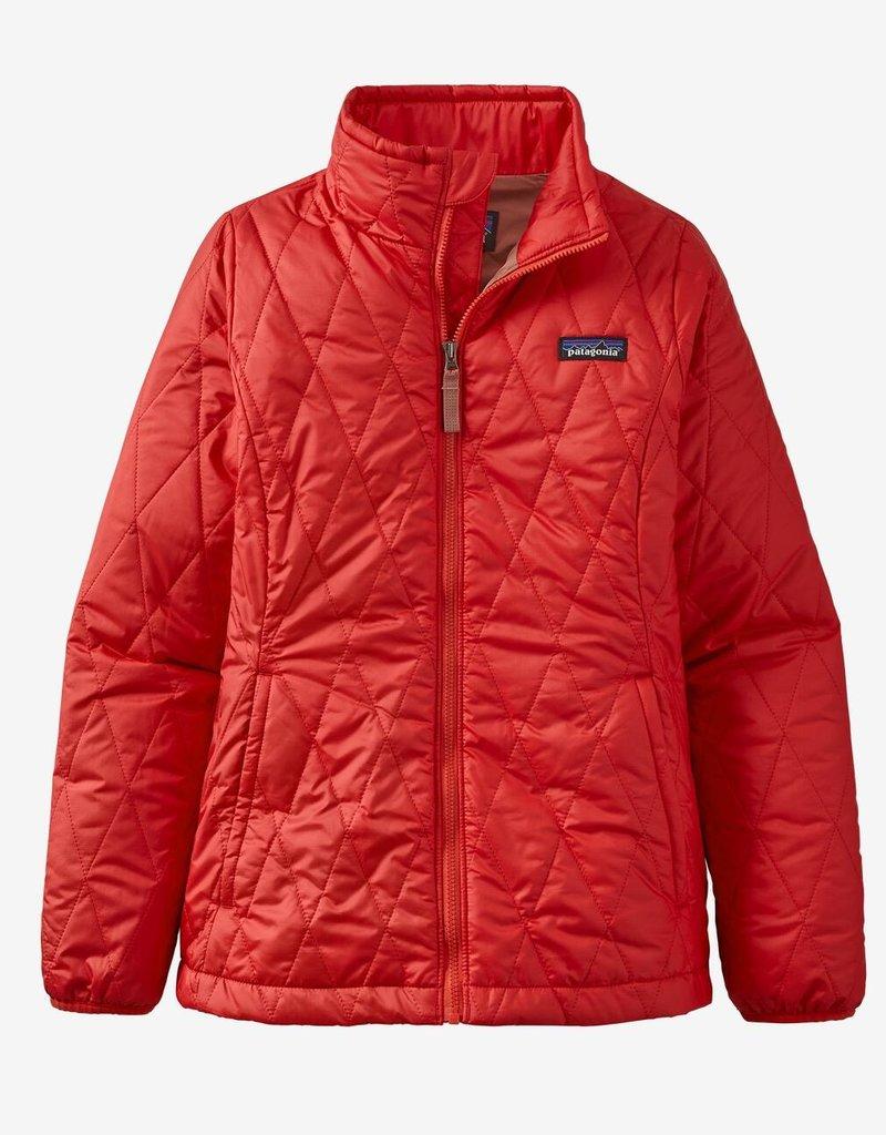Patagonia Nano Puff Jacket Catalan Coral S(7/8)-L(12)
