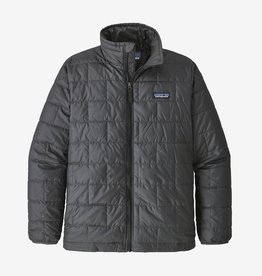 Patagonia Nano Puff Jacket Forge Grey/Black
