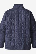 Patagonia Nano Puff Jacket Forge Grey/Black XS(5/6)-XL(14)