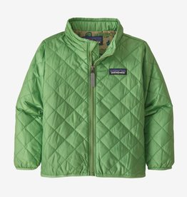 Patagonia Nano Puff Jacket Thistle Green 3T