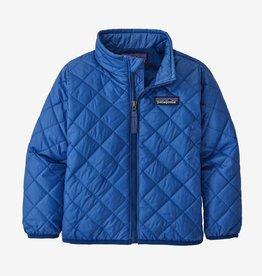 Patagonia Nano Puff Jacket Bayou Blue 2T, 4T