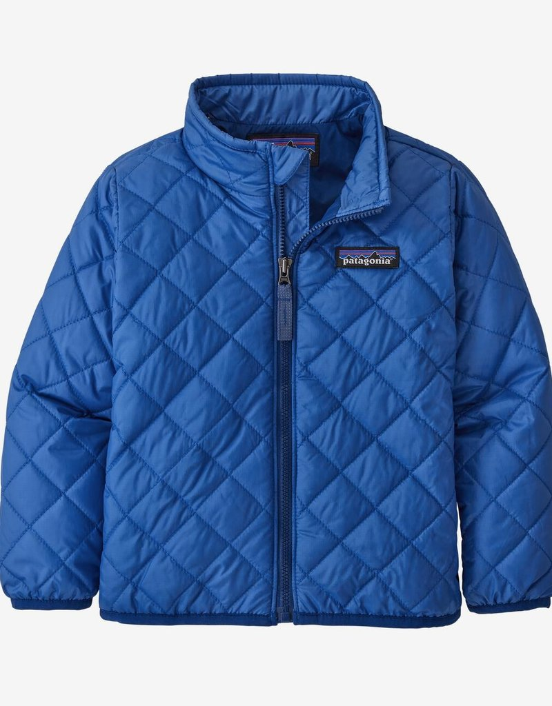 Patagonia Nano Puff Jacket Bayou Blue