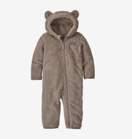 Patagonia Furry Friends Bunting Taupe 0/3-2T